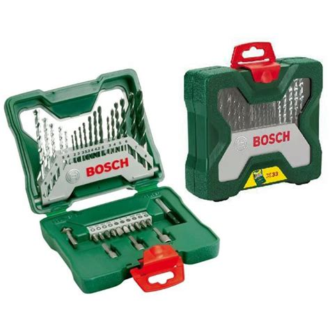 Mata Bor Bosch Multipurpose 5 Pcs Mata Bor Set Bosch Mata Bor jual bosch x line 33 pcs mata bor obeng kombinasi set tech