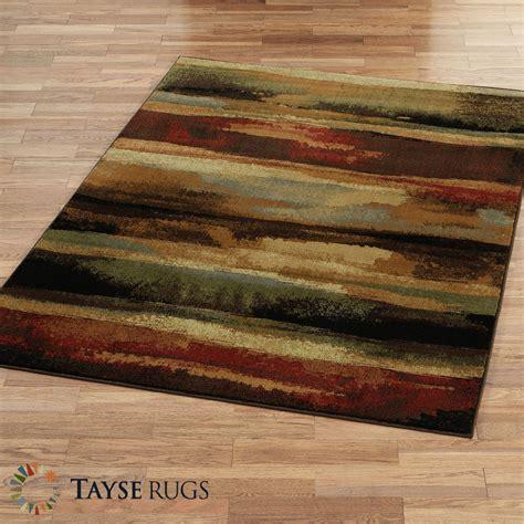 Home Decorating Wall Art by Painted Festival Area Rugs