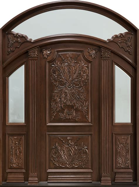 Custom Front Entry Doors Custom Wood Doors From Doors Custom Wood Exterior Doors