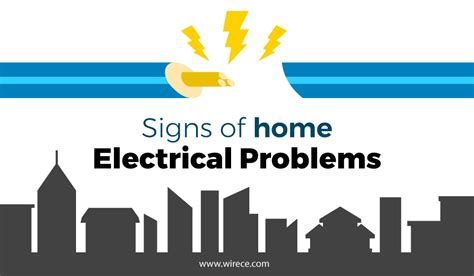 signs of home electrical problems wire craft in edmonds wa