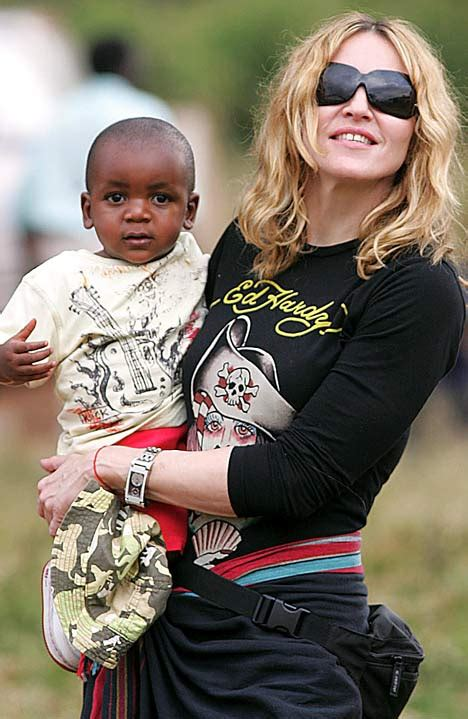 Madonna Might Adopt Another Baby by Madonna Effect Sees Poor Families Put Children Up For