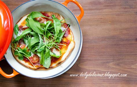 how to make delicious stove top pizza no oven required dailydelicious easy stove top pizza no oven needed