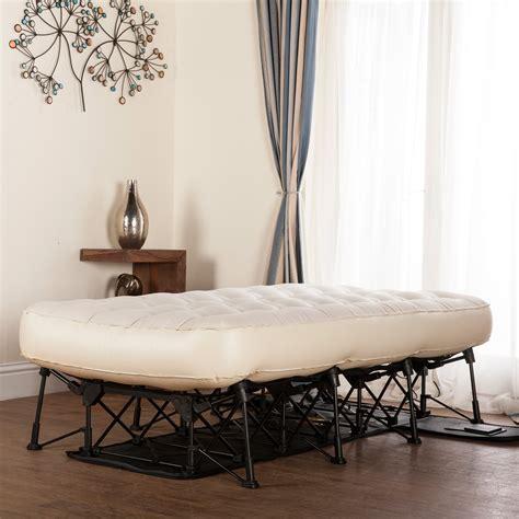 jml ez bed inflatable guest bed double ebay