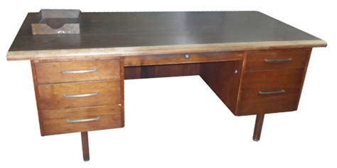 things on a ceo s desk vintage wood furniture unique items vintage wood 1960