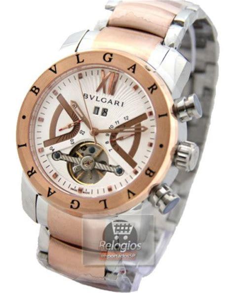Bvlgari Premium Aaa rel 243 gio r 233 plica bulgari homem de ferro ros 234 branco