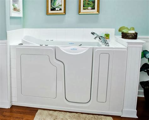 safe step bathtub cost best rated safe step walk in bathtub company overview