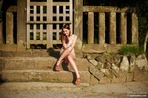 Amelie In Postcard From Tokyo By Mpl Studios Nude Photos Nude Galleries