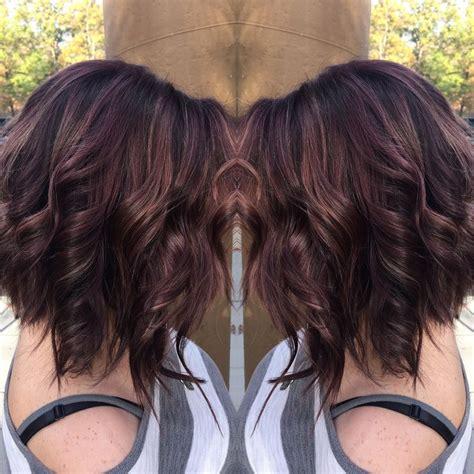 chocolate raspberry hair color best 25 raspberry hair color ideas on
