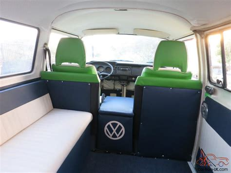 volkswagen kombi interior vw bus van kombi surfer s dream unique great