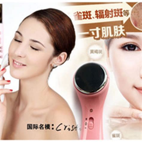 Touch Up Jaco ion massager alat setrika wajah murah like touch up