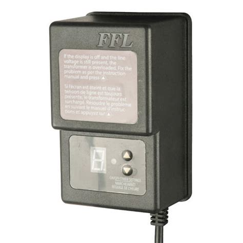 Low Voltage Transformers For Outdoor Lighting Patriot Lighting 174 100 Watt Outdoor Low Voltage Transformer At Menards 174