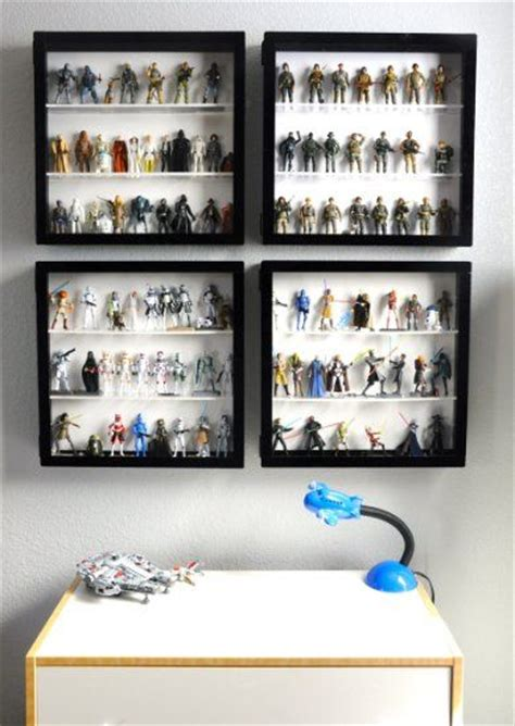 Figure Shelf by Figure White Display Shelf Search Figures And Heroes Toys