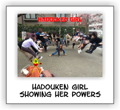 Hadouken Meme - the latest photo trend hadouken ing vadering or shooting energy waves kidz news