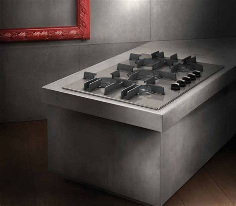 ariston luce piano cottura design e tecnologia in cucina con luce di hotpoint ariston