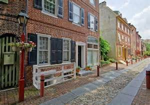 oldest street in philly elfreth s alley homes on america s oldest street for sale