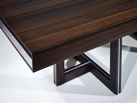 Eucalyptus Dining Table Helix Dining Table Fumed Eucalyptus For Sale At 1stdibs