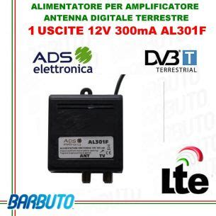 alimentatore per antenna digitale terrestre alimentatore per lificatore antenna digitale terrestre