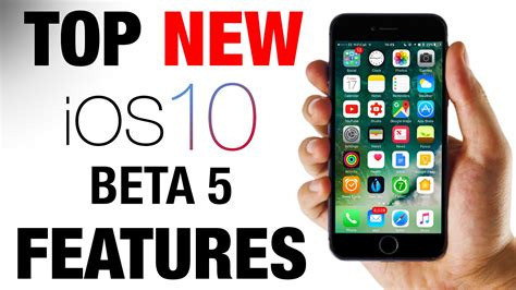 10 Best Images About Beta ios 10 beta 5 top 12 new features doovi