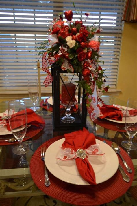 valentine039s day table decorations 33 amazing and white centerpieces for weddings table