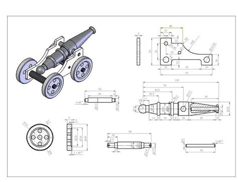pattern making in mechanical engineering pdf solidworks solodwork pinterest drawings 3d drawings