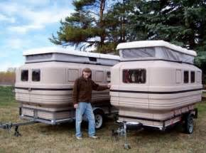 Garage Add Ons Designs teal panels let you build modular campers and temporary
