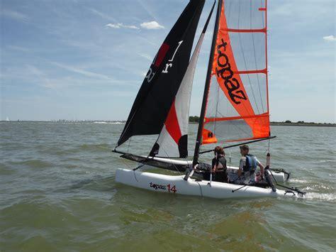 catamaran sailing clubs uk club dinghies and catamarans for members of marconi