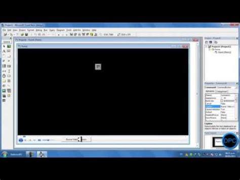 imagenes visual basic 6 0 como hacer un reproductor de video audio e imagenes con