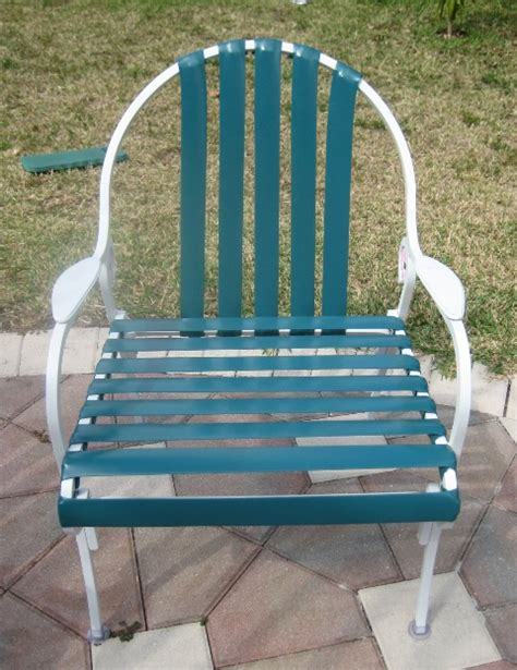 Vinyl Straps For Patio Furniture Medallion Patio Furniture Vinyl Repairs In Miami Florida