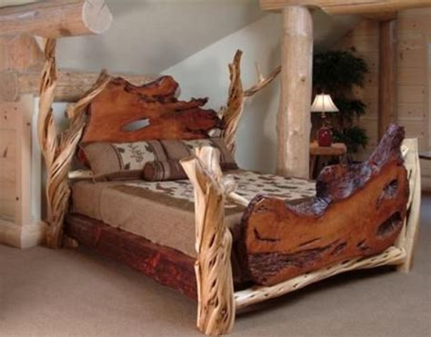 rough bed 26 unique beds that will change any bedroom design digsdigs