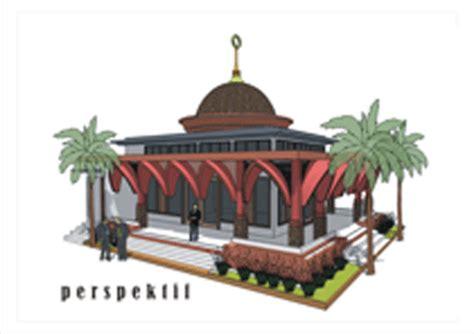 design gambar masjid masjid ini tidak terlalu banyak oleh sebab itu masjid ini