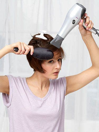 how to blowdry lisa renna hair how to blow dry hair like lisa rinna