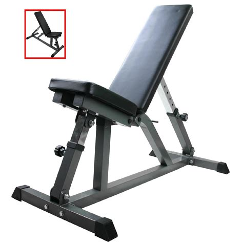 workout bench adjustable bodyrip adjustable multi function sports workout bench gym