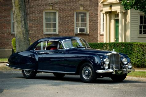 bentley continental fastback 1954 bentley r type continental fastback