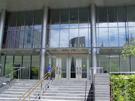 Seattle Municipal Court Search Phyllis Fletcher Kuow News And Information