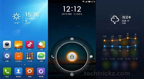 miui mispace themes xiaomi miui launcher for any android phones android 2 3