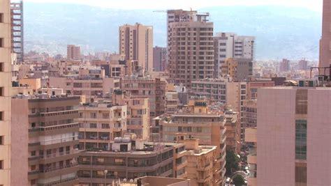 beirut lebanon circa 2013 the recently restored beirut lebanon circa 2013 a shot of various high rises