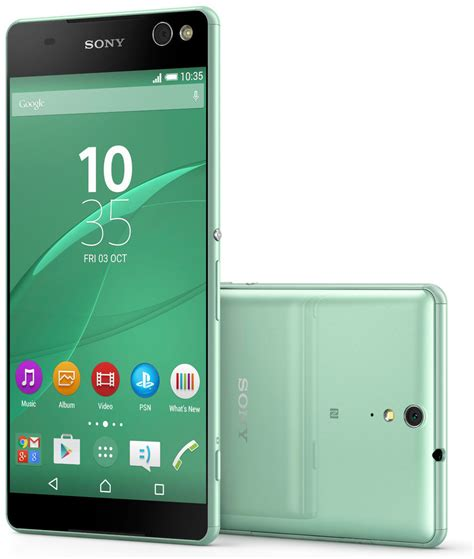 Depan Sony Xperia C5 E5563 sony xperia c5 ultra dual e5563 specs and price phonegg