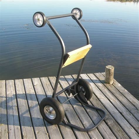 easy motor toter outboard trolley