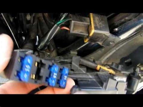 Fuze Blink 3 sportster fuses