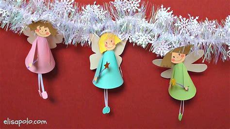 manualidades para navidad hadas para el 193 rbol de navidad