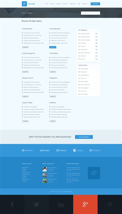 Live Chat A Help Desk Psd Template By Themexy Themeforest Template Help Live Chat