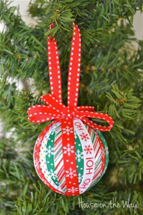 25 best ideas about christmas ribbon on pinterest