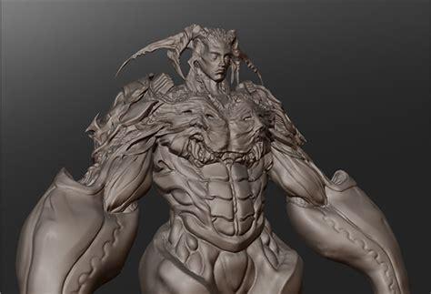 Www Is Models Com | sculptris models on behance