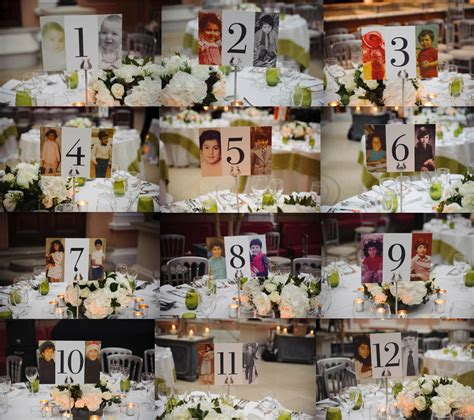 with pictures table number plan ideas smashing the glass