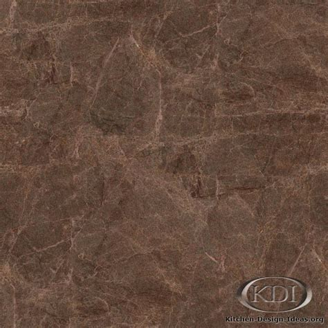 Kitchen Countertops And Backsplash Ideas by Chocolate Brown Granite Kitchen Countertop Ideas