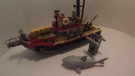 jaws boat images lego jaws orca boat www pixshark images galleries