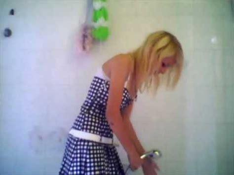 doccia vestita shower challenge by giulialavignesaiyan