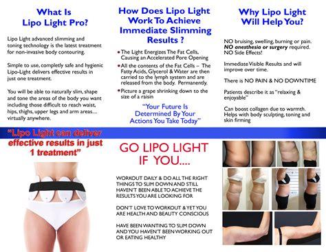 lipo light treatment reviews lipo light treatment does it work lightneasy