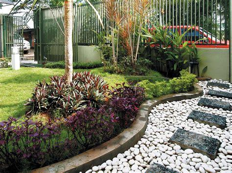 Batu Warna Batu Hias Mentos taman cantik dengan batu koral rumah 123