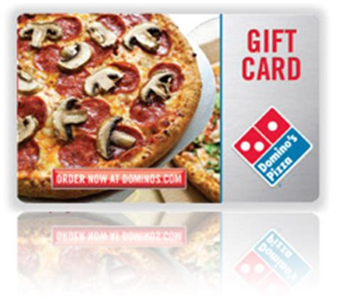 Groupon Dominos Gift Card - 10 domino s pizza gift card for just 6